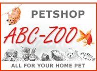 Petshop - All for your home pet ABC-ZOO.SK